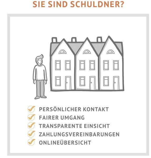Informationen für Schuldner